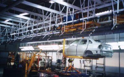Obras Industria Automotriz – Pacheco – Dic 2020